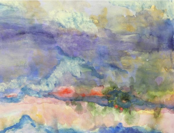 and-there-was-light-6-may-2005-watercolour-on-handmade-paper-44x35-195