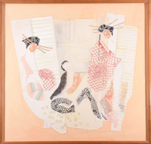 japanese-spring-1986-textile-watercolour-framed-glazed-with-uv-perspex-122x122-3700